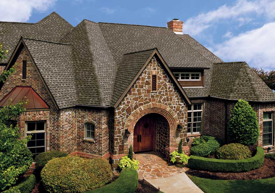 Asphalt Roofing Shingles in Connecticut