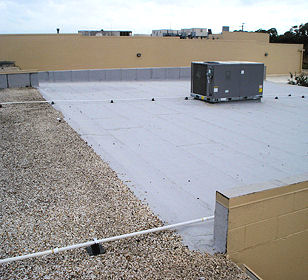 Roof Firestone Roofing
