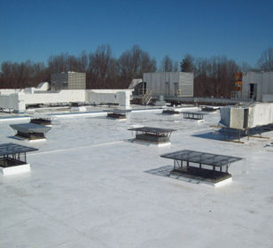 Firestone UltraPly TPO Roofing System, Connecticut   CT