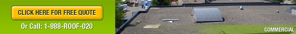 Commercial Roofing in Connecticut - CT