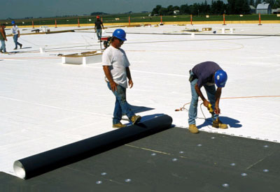Commercial Roof Construction in Connecticut - CT