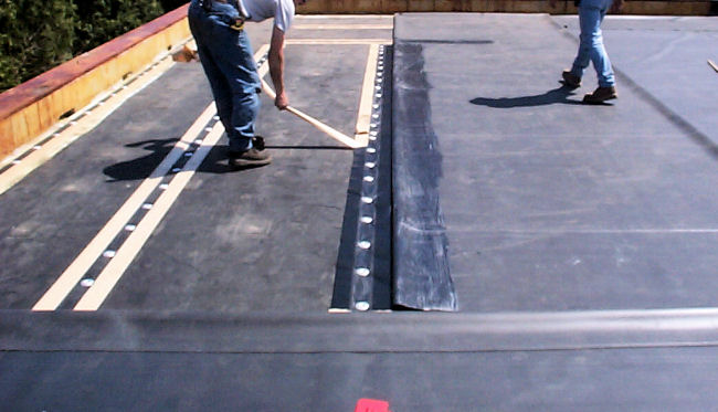 Commercial Roof Maintenance in Connecticut - CT