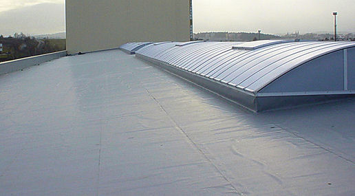 Single ply roofing contractor new roof connecticut - Advantages using epdm roofing membrane ...