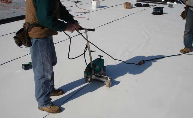 Flat Roof Installation in Connecticut - CT