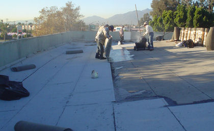 Commercial Roofers Specializing In Flat Roof Repair New