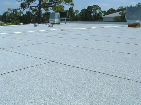 Commercial Roofers Specializing In Flat Roofing Ct New