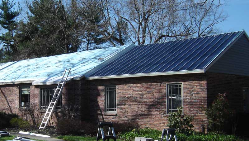 Green Roofing Installation And Repair New Roof Connecticut