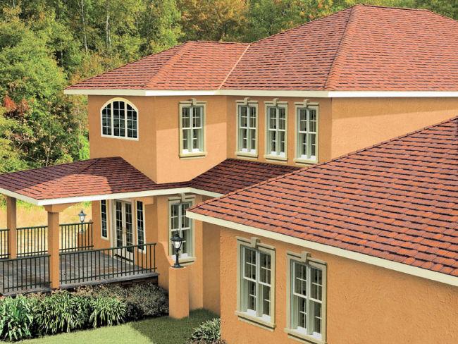 Gaf Elk Camelot 174 Lifetime Designer Asphalt Roofing