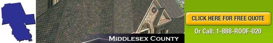 Middlesex County Connecticut Roofing Company - CT
