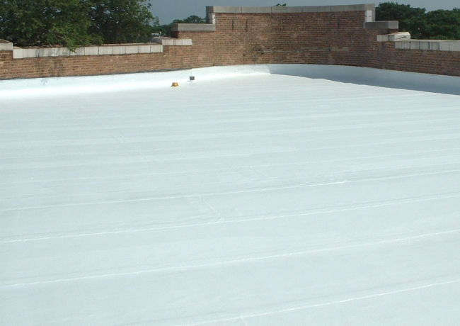 Flat Roofing Systems Types - BUR EPDM Modified Bitumen