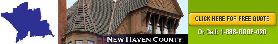 New Haven County Connecticut Roofing Company - CT