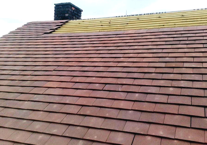 Sample 1 - Re-Roofing in Connecticut