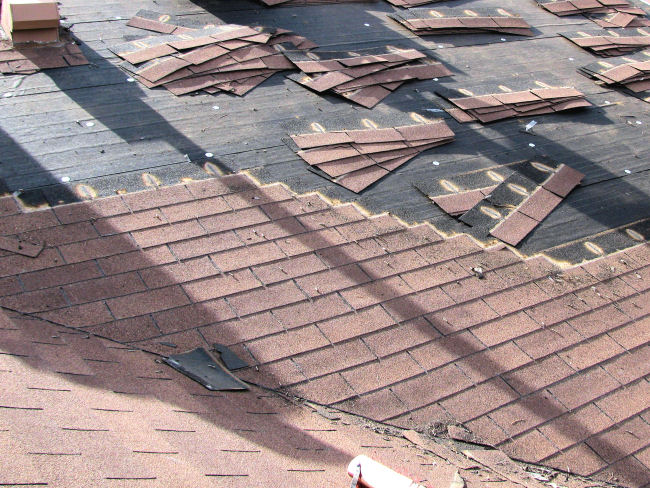 Sample 1 - Roof Removal in Connecticut