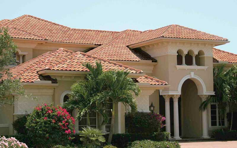 Tile Roof Spanish Roofing Tiles