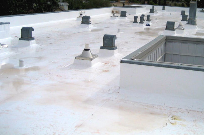 Thermoplastic Membranes Roofing Repair Maintenance And