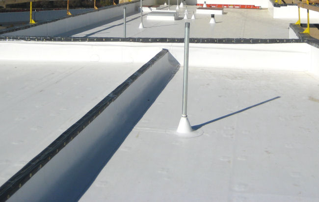 Thermoplastic Membrane Roof in Connecticut - CT