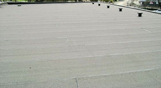 Commercial Roofers Specializing In Torch Down Roofs New